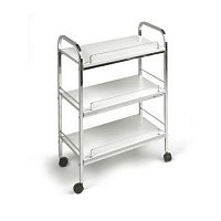 Salon equipment trolley