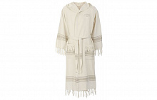 Халат для хамама Charme d'Orient, 100% хлопок/ Burnous Bathrobe Charme d'Orient 100% coton